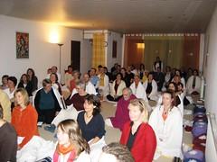 Yoga Seminar Haus Yoga Vidya Nordsee