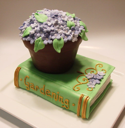 Flower themed Cakelet