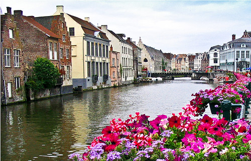 Ghent in Summer