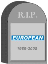 European Aviation Tombstone