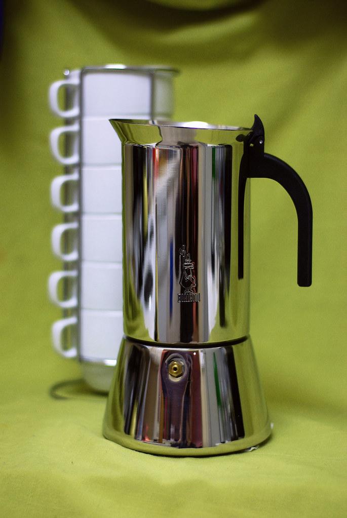 Stove Top Espresso Maker
