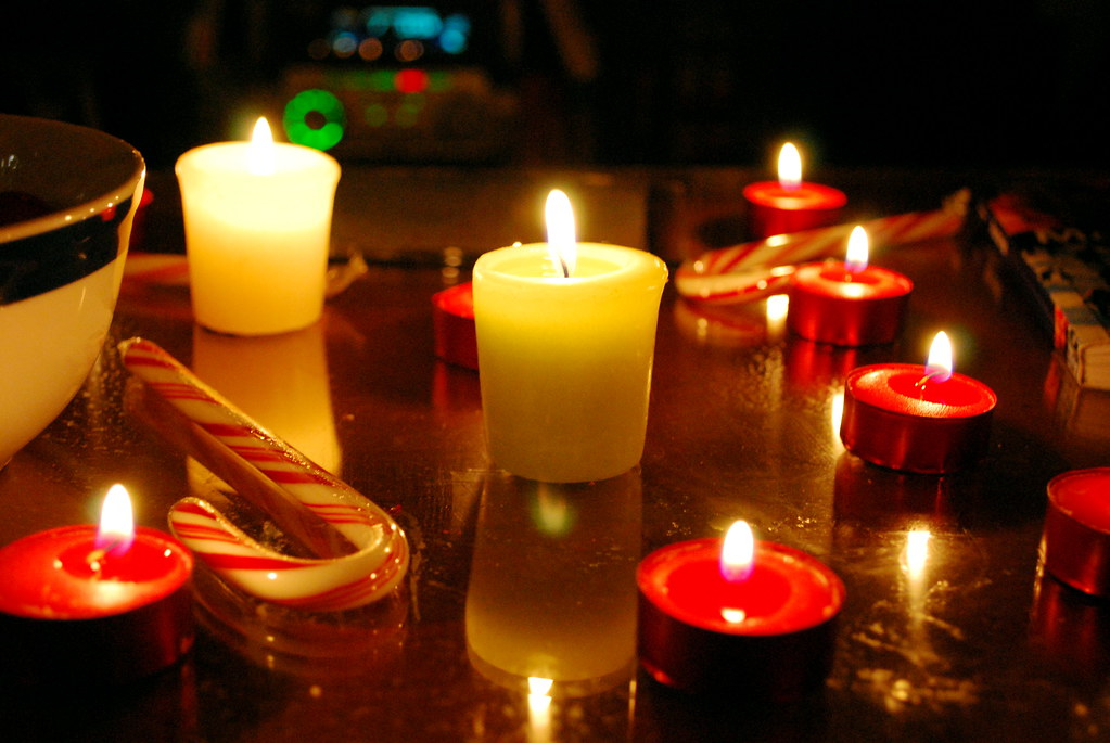 candles by wolfsavard, on Flickr