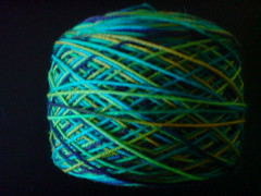 Still Waters Sock Yarn 2