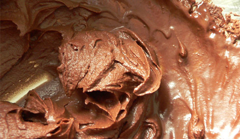 Schokoladenmousse in 4 Minuten