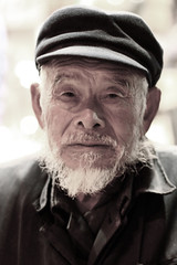 Henan Old Man (jonathanwcheng) Tags: china old man oldman elderly henan yunnan  canoneos40d nuestrosancianos