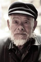 Henan Old Man (jonathanwcheng) Tags: china old man oldman elderly henan yunnan سكس canoneos40d nuestrosancianos