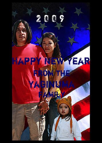 2009 New Year Card