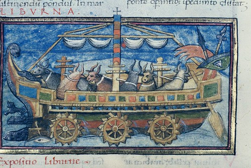 De_Rebus_Bellicis,_XVth_Century_Miniature