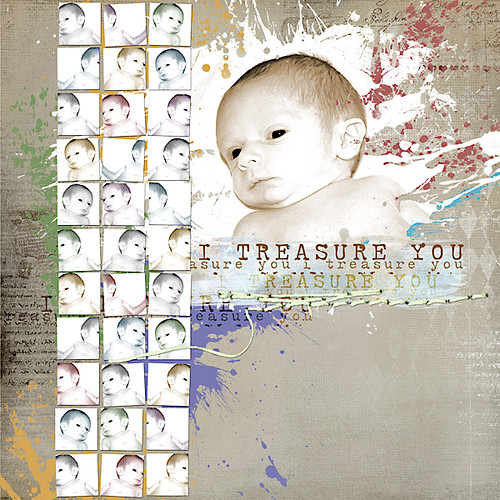 I Treasure You by you.