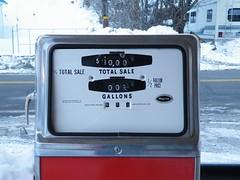 67 Cents per gallon