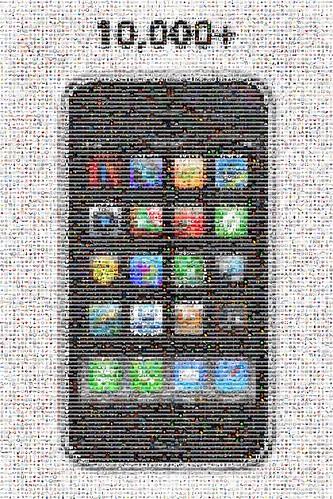 iPhone app 10000+