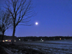 fullmoon over the field 2