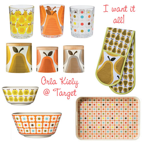 Orla Kiely @ Target!