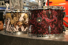 Tama Starworks Prototype Finishes