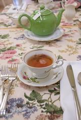 cozy tea londondery