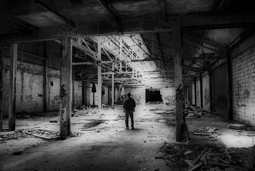 Packard Plant Detroit 11/08