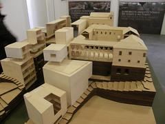 Museu Nacional Machado de Castro em Coimbra: Maquete do Fórum Romano de Aeminium