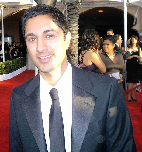 Maulik Pancholy (30 Rock & Weeds)
