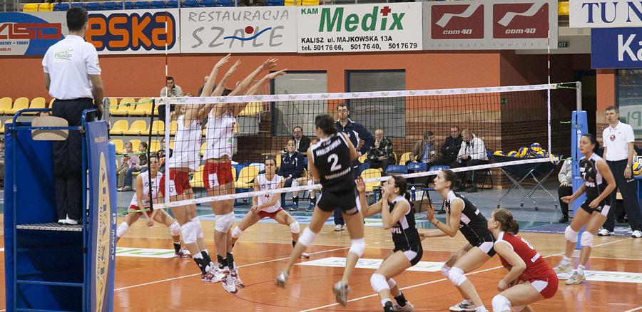 Calisia Kalisz - Gwardia Wrocław