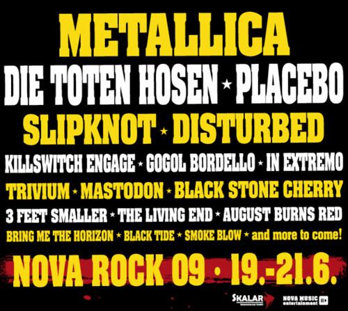 Nova Rock 2009. festival