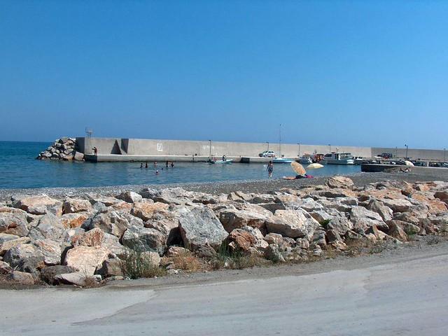 Κρήτη - Ηράκλειο - Δήμος Αρκαλοχωρίου Λιμάνι Τσουτσουρά