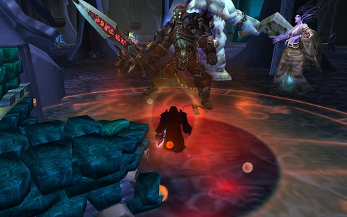 Quests In Icecrown. Questing in IceCrown
