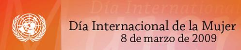 Día Internacional de la Mujer 2009