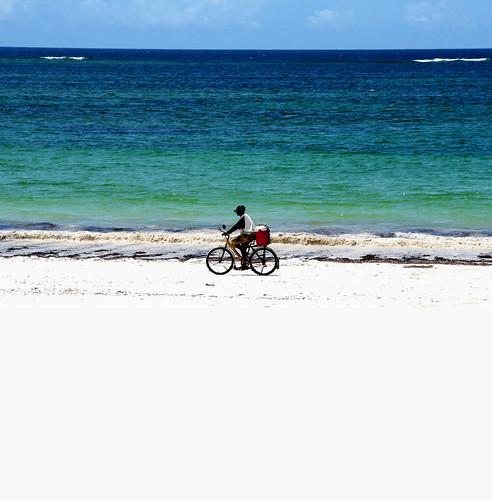 I want to ride my bicycle where I like - Radeln