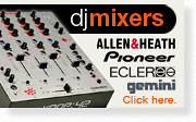 dj mixers available at juno