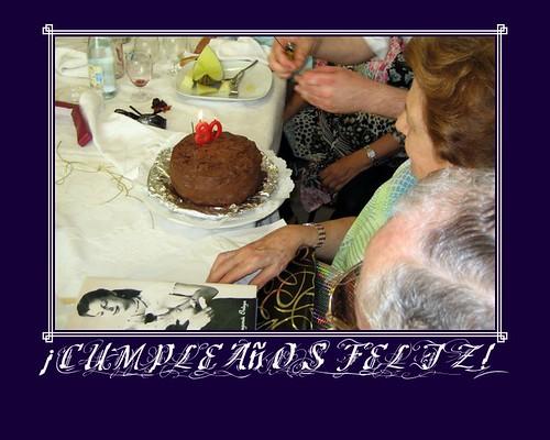 ¡ Cumpleaños Feliz !
