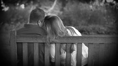 A moment of tenderness