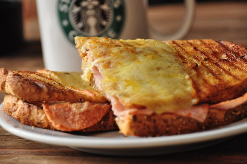 sandwiches italian Starbucks