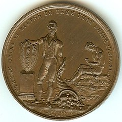 Presidential Temperance Medal