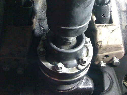 Rear Differential input seal replacement - BMW M3 Forum com (E30 M3