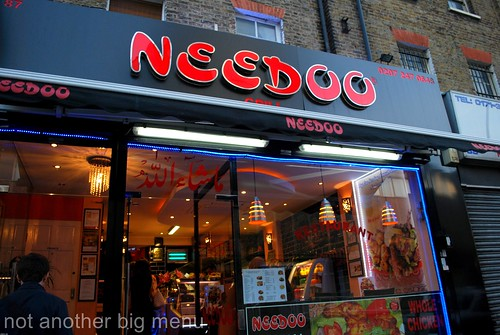 Needo, Whitechapel - Restaurant exterior