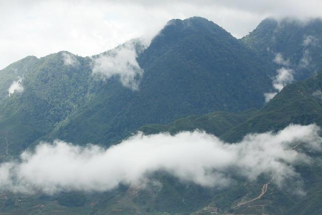 Mây núi 2