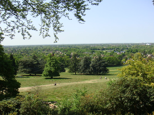 Vistas del Thames Valley