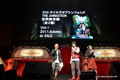 110601 - OVA《交響曲傳奇 Tales of Symphonia》第三部曲『世界統合編』上集預定在今年秋天推出!