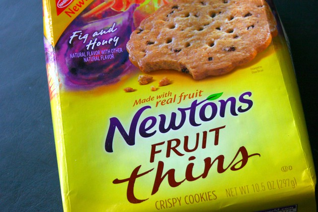 Newtons Fruit Thins {Taste Test Item}