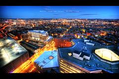 Boston (Jeff_B.) Tags: city sunset sky boston skyline cityscape view newengland views highrise bluehour fenway mass magical backbay