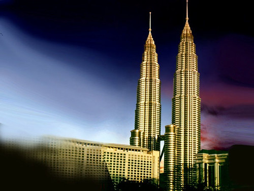 "Cesar pelli's Petronas Towers, Las torres de Petrona • <a style=""font-size:0.8em;"" href=""http://www.flickr.com/photos/30735181@N00/2295415453/"" target=""_blank"">View on Flickr</a>"