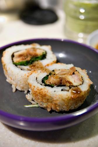 Yo! Sushi - Spicy Chicken Katsu Roll