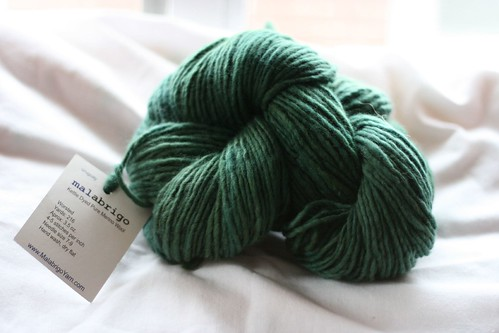 Malabrigo in Forest