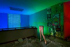 RGB 5.0 (Noel Kerns) Tags: abandoned night dallas texas rehearsal studios dlp