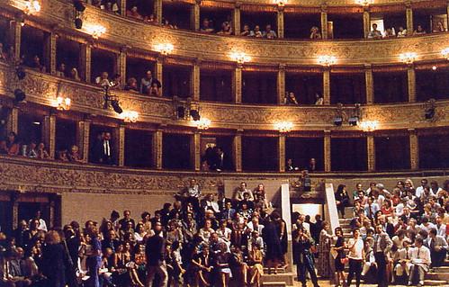 La Tragédie de Carmen in Rome after transformations
