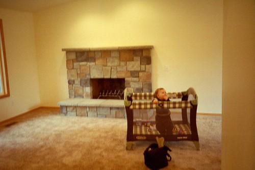 house, pre-move in