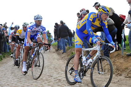Magnus Backstedt, Paris-Roubaix