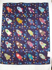 rocket quilt