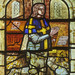 Shelton, St Mary, Norfolk, East window, 5a, Sir Robert Shelton