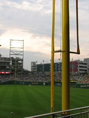 View of the Foul Pole